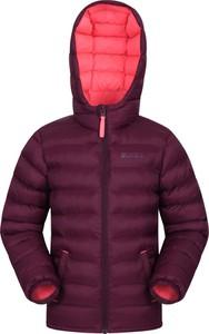 Czerwona kurtka dziecięca Mountain Warehouse