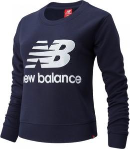Bluza New Balance z nadrukiem