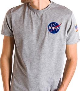 T-shirt Alpha Industries z bawełny