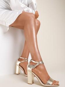 Sandały Renee ze skóry