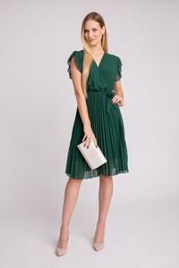 Sukienka Maravilla Boutique z krótkim rękawem