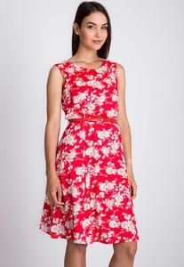 Czerwona sukienka QUIOSQUE