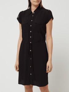 Sukienka comma, mini koszulowa z krótkim rękawem