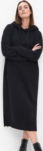 Sukienka Mohito z długim rękawem z dresówki