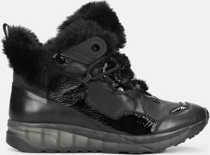 Sneakersy Kazar na platformie