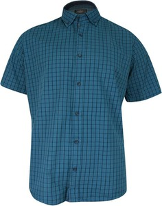 Koszula Ravanelli w stylu casual z krótkim rękawem