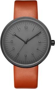 Damski zegarek GeekThink na brązowym pasku