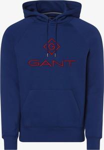 Granatowa bluza Gant