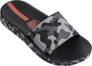 Czarne buty dziecięce letnie Ipanema