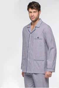 c262834d57b2f4 piżama satynowa męska - stylowo i modnie z Allani