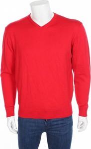 Czerwony sweter Lloyd`s