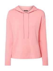 Różowa bluza Marc O'Polo krótka