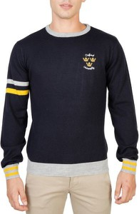 Sweter Oxford University z wełny