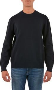 Sweter Emporio Armani z bawełny w stylu casual