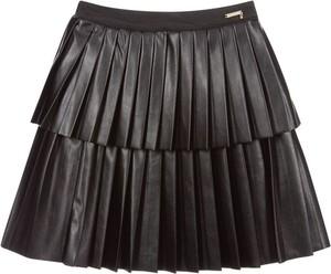 Czarna spódniczka dziewczęca Guess