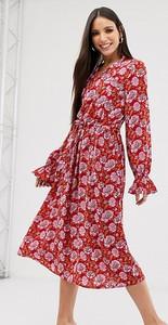Sukienka Y.a.s Tall z długim rękawem
