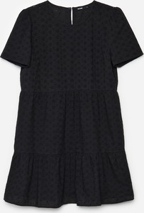 Czarna sukienka Cropp mini