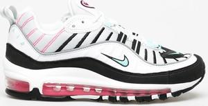 Buty sportowe Nike na platformie ze skóry