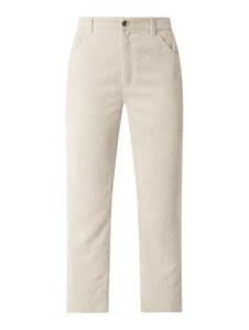 Spodnie Jake*s Casual ze sztruksu