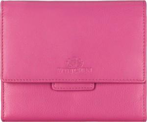 Różowy portfel Wittchen