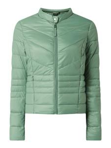 Zielona kurtka Vero Moda Outdoor w stylu casual