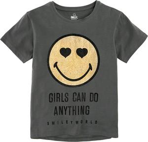 Koszulka dziecięca Cool Club dla dziewczynek z bawełny
