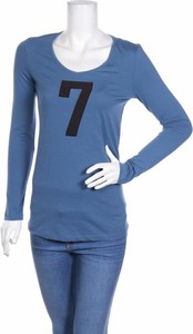 Niebieska bluzka Super Mom By Noppies
