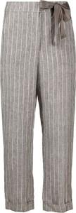 Spodnie Peserico w stylu retro