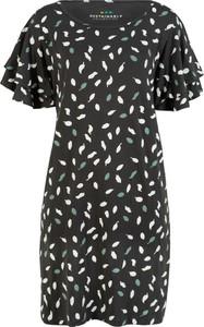 Sukienka bonprix bpc bonprix collection z dżerseju midi