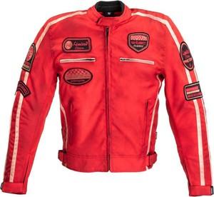 Czerwona kurtka W-tec