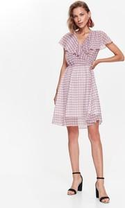 Sukienka Top Secret mini z krótkim rękawem