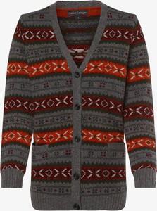 Sweter Franco Callegari z wełny w stylu skandynawskim