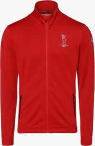 Czerwona bluza North Sails z plaru