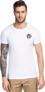 T-shirt Giacomo Conti z krótkim rękawem