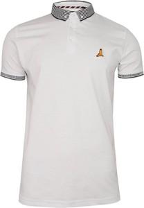 Koszulka polo Brave Soul z bawełny