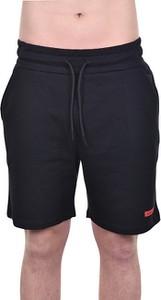 Czarne spodenki Calvin Klein w sportowym stylu