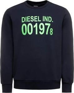 Bluza Diesel z dresówki