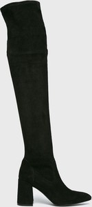 Czarne kozaki Gino Rossi