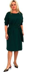 Sukienka Roxana - sukienki z długim rękawem