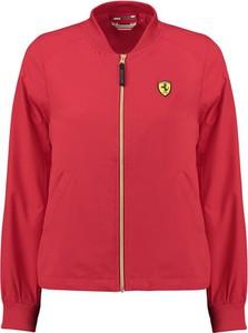 Czerwona kurtka Scuderia Ferrari F1 Team