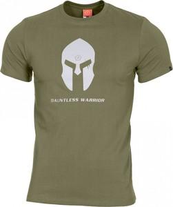 T-shirt Pentagon z nadrukiem z krótkim rękawem