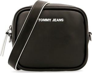 Czarna torebka Tommy Jeans na ramię