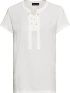 T-shirt bonprix BODYFLIRT z krótkim rękawem w stylu casual