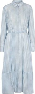 Niebieska sukienka Bruuns Bazaar