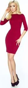 Sukienka Bergamo mini dopasowana