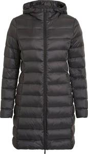 83f684f9e6d6e kurtki i płaszcze damskie zimowe. Czarna kurtka Vila w stylu casual