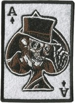 Plakietka Haasta Haft Ace of Spades - As Pik (PHAOS)