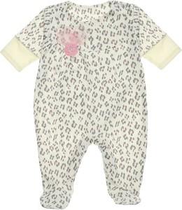 Ewa Collection Pajac niemowlęcy SANDRA ecru NewYorkStyle