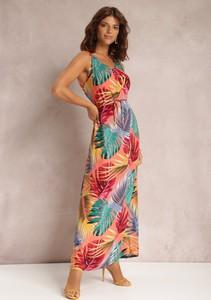 Sukienka Renee w stylu boho maxi bez rękawów