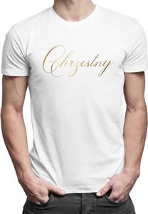 T-shirt Koszulkowy z krótkim rękawem z nadrukiem w młodzieżowym stylu